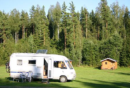 Camping Schwarzwald See